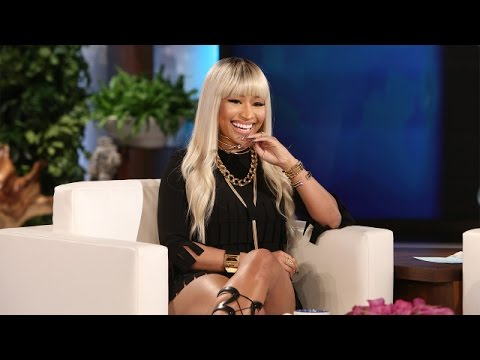 Nicki Minaj on Her Engagement Ring