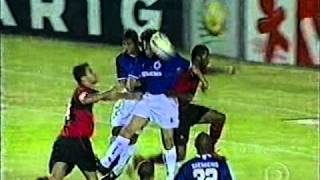 2005: Cruzeiro 0X0 FLAmengo.