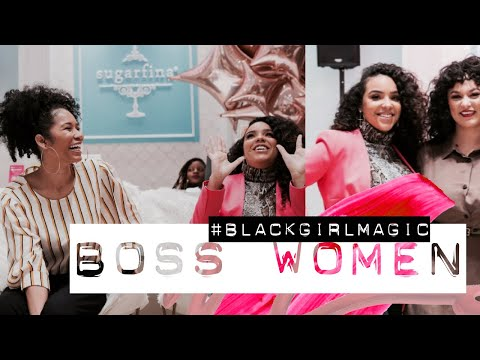What Does It Mean To Be A Boss Woman? #BlackGirlMagic Tour DALLAS