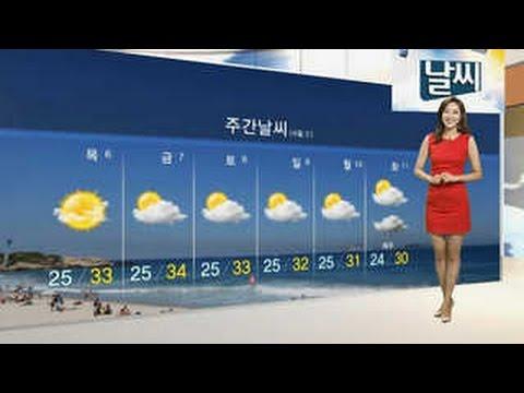 [날씨] 오늘도 불볕더위 계속…서울 낮 최고 31도