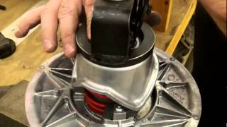 9. Arctic Cat Prowler 700 HDX Clutch Kit Install