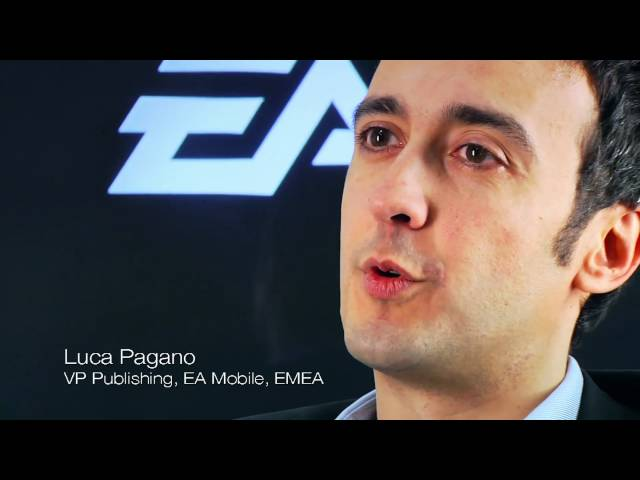 Xperia PLAY - Interview with EA Mobile's Luca Pagano