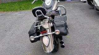 6. 2004 Yamaha Road Star Silverado for Sale (1 of 4)