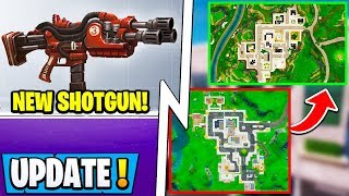 *NEW* Charge SHOTGUN Coming, Season 3 Tilted Replaces Lazy Lake, Doomsday Event!
