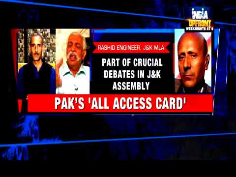 Rahul Shivshankar, Editor-In-Chief On India Upfront | Times NOW Promo