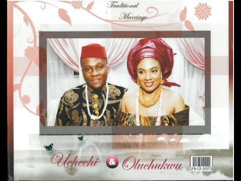 The Traditional Marriage Ceremony Of Uchechi & Oluchukwu