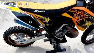 4. KTM SX 65 2013