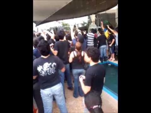 Iron Maiden Paraguay Fan Club _ Bienvenida a Maiden Hotel Bourbon-Asunción
