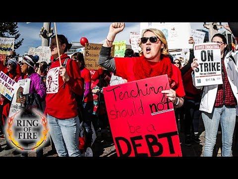 Denver Teachers STRIKE BACK Against Privatized Greed