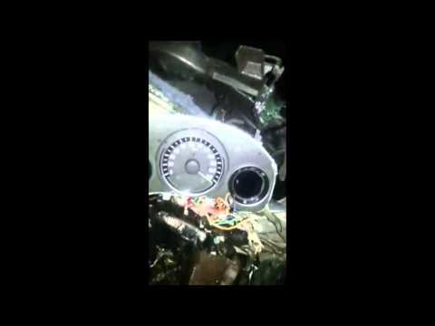 Jales - vídeo mostra que carro na contra mão poderia estar à mais de 200/km/hora.