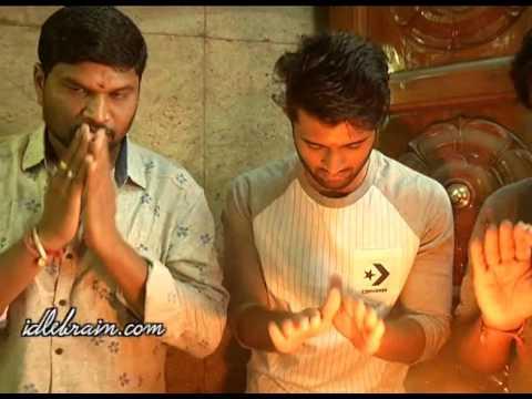 Vijay Devarakonda – GA2 Production No. 4 Movie Launch