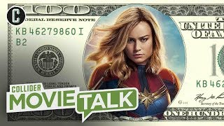 Captain Marvel Box Office Predictions At  140 Million  Opening Weekend   Movie Talk