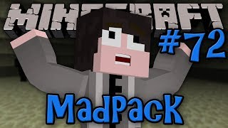 Minecraft: MadPack Modded Survival - Episode 72 - COLLECTING SPAWNERS!