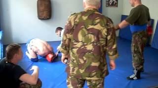 Hardkorowy egzamin wstępny ze sztuki walki do rosyjskich sił specjalnych…