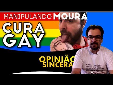 RESPOSTA: CURA GAY de NANDO MOURA «DESMASCARANDO NANDO MOURA» (видео)