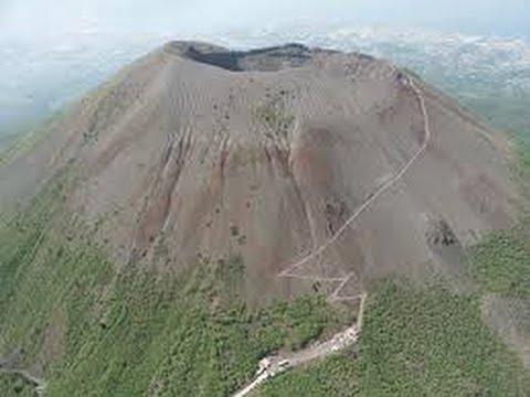 vesuvio - l'incredibile vulcano di napoli