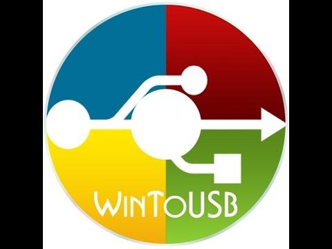 WinToUSB - Windows auf USB Stick/Festplatte installieren!