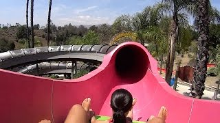 San Dimas (CA) United States  city photos gallery : Dark Hole Water Slide at Raging Waters Los Angeles