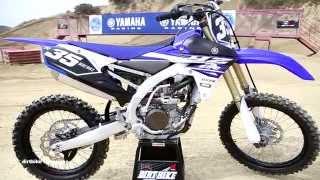 3. 2015 Yamaha YZ250F - The 15s