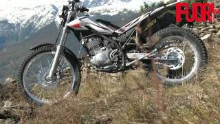 7. Motoalpinismo: Beta Alp 200, Gas Gas TX 125 Randonnè, Scorpa TY 125 FR