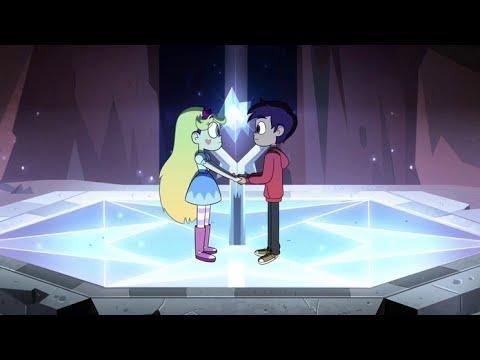 Star vs the forces of evil (S04E08) - Curse of blood moon - (legendado) - parte 1