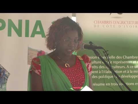 COTE D'IVOIRE: La Boutique Paysannes
