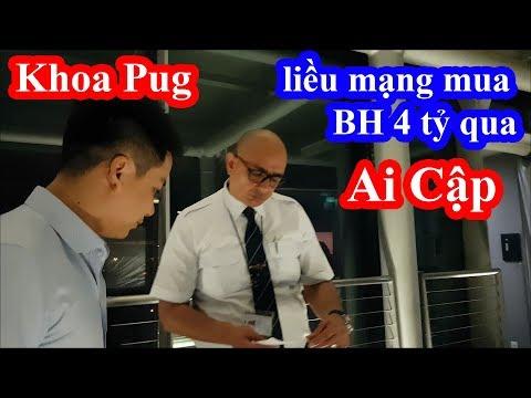 Khoa Pug liều mạng qua Ai Cập sống mua bảo hiểm 4 tỷ cho cameraman - Review EgyptAir - Thời lượng: 23:08.