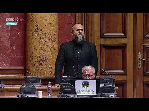 Dr. Muamer Zukorlić u Skupštini Srbije o dualnom obrazovanju