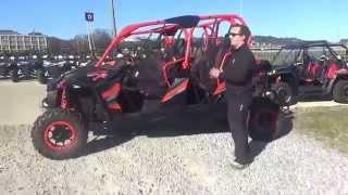 8. Can-Am Maverick XRS Turbo Max