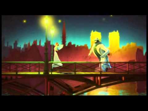 The seine / la seine in english (song from a monster in paris) hd 720p - video