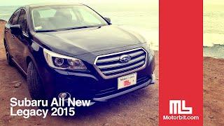 Nonton Test Drive: Subaru Legacy 2015, a bordo del sedán japonés | TODOAutos.pe Film Subtitle Indonesia Streaming Movie Download