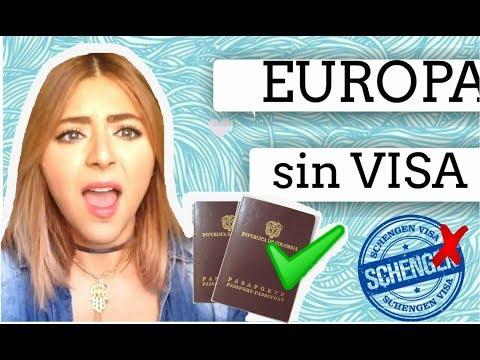 ENTRAR A EUROPA SIN VISA/PASAR CONTROL MIGRATORIO/ENTRADA A ESPAÑA