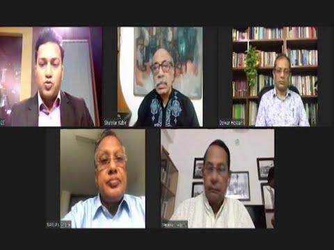 Ekusher Raat || বিষয়: হে বন্ধু বিদায় || 01 September 20 || ETV Talk Show