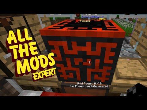 All The Mods Expert Mode - RESONATOR [E17] (Minecraft Expert Mod Pack) (видео)
