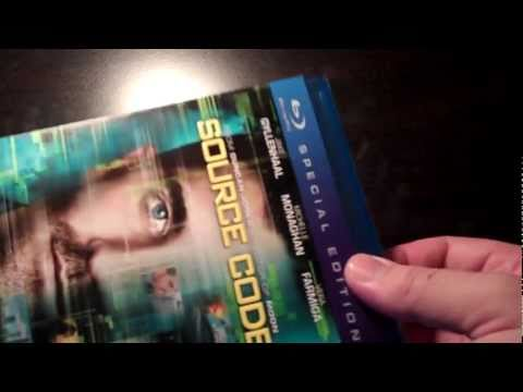 Source Code Blu-ray Unboxing