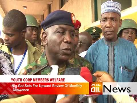 NYSC TO INCREASE CORP MEMBERS ALLOWANCE