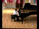 Lawrence at 9, play Mozart K330 1st Mov't on IRMPC