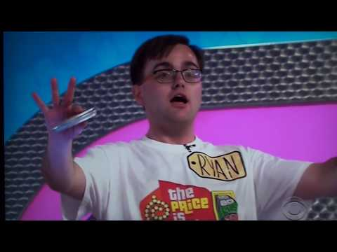 Most enthusiastic Price is Right contestant ever, breaks Plinko record.