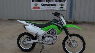 6. $3,099:  2015 Kawasaki KLX140 Overview and Review