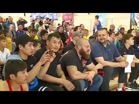 Международный турнир на призы тюменской академии бокса