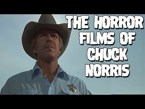 The Horror Films Of Chuck Norris