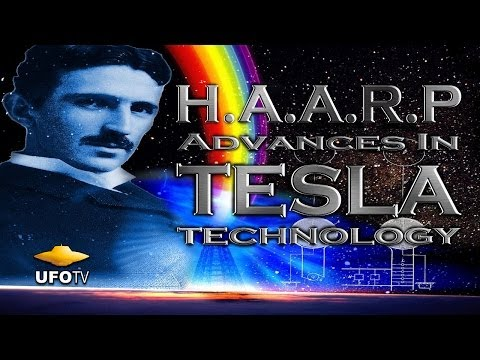 UFOTV - UFOTV® Accept no imitations. Based on discoveries by Nikola Tesla, HAARP is a controversial technology operated by the US military beaming high level energy ...