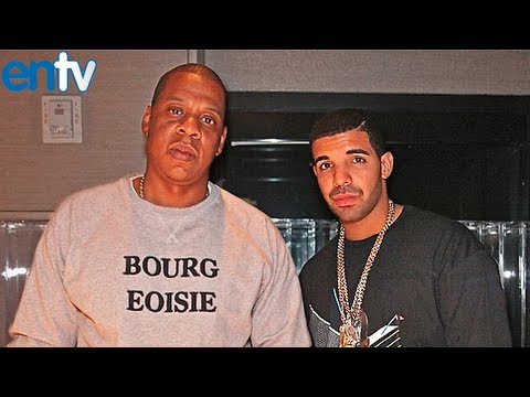 drake - Jay-Z and Drake tease new music collaboration, Chris Brown's love triangle w Rihanna / Karrueche Tran plus Robert Pattinson and Kristen Stewart breakup. Subs...