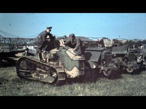 WWI Tanks in WWII - Explained