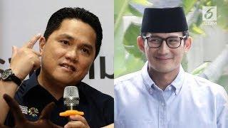 Video Siapa yang lebih Tajir..? Erick Thohir vs Sandiaga.!!! MP3, 3GP, MP4, WEBM, AVI, FLV April 2019