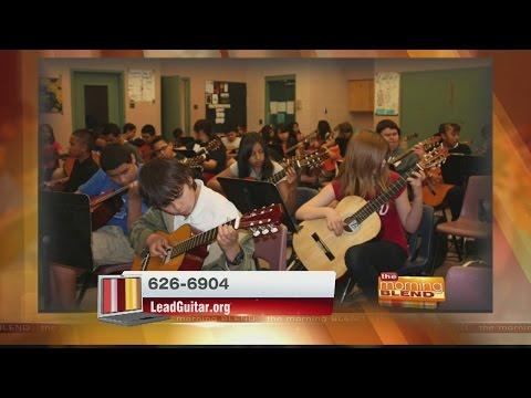 Lead Guitar - Music Education