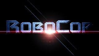 Photoshop Tutorial: How to Create the Powerful, Retro, Movie Logo of RoboCop