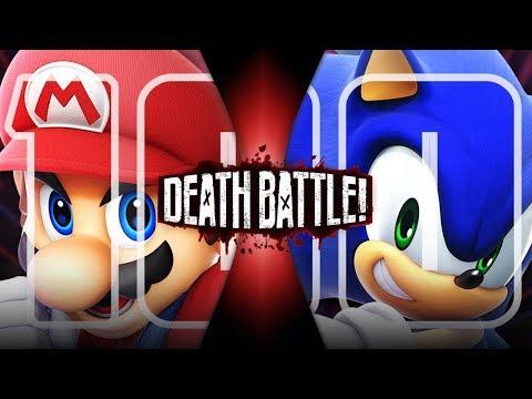 Video Mario VS Sonic (Nintendo VS Sega) | DEATH BATTLE! download in MP3, 3GP, MP4, WEBM, AVI, FLV January 2017