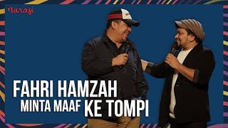 Video Fahri Hamzah Minta Maaf ke Tompi | Narasi Playfest 2018 | Catatan Najwa (Part 3) MP3, 3GP, MP4, WEBM, AVI, FLV Juni 2019