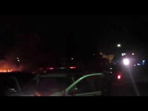 Fogos de artifício provocam incêndio em Boa Ventura PB